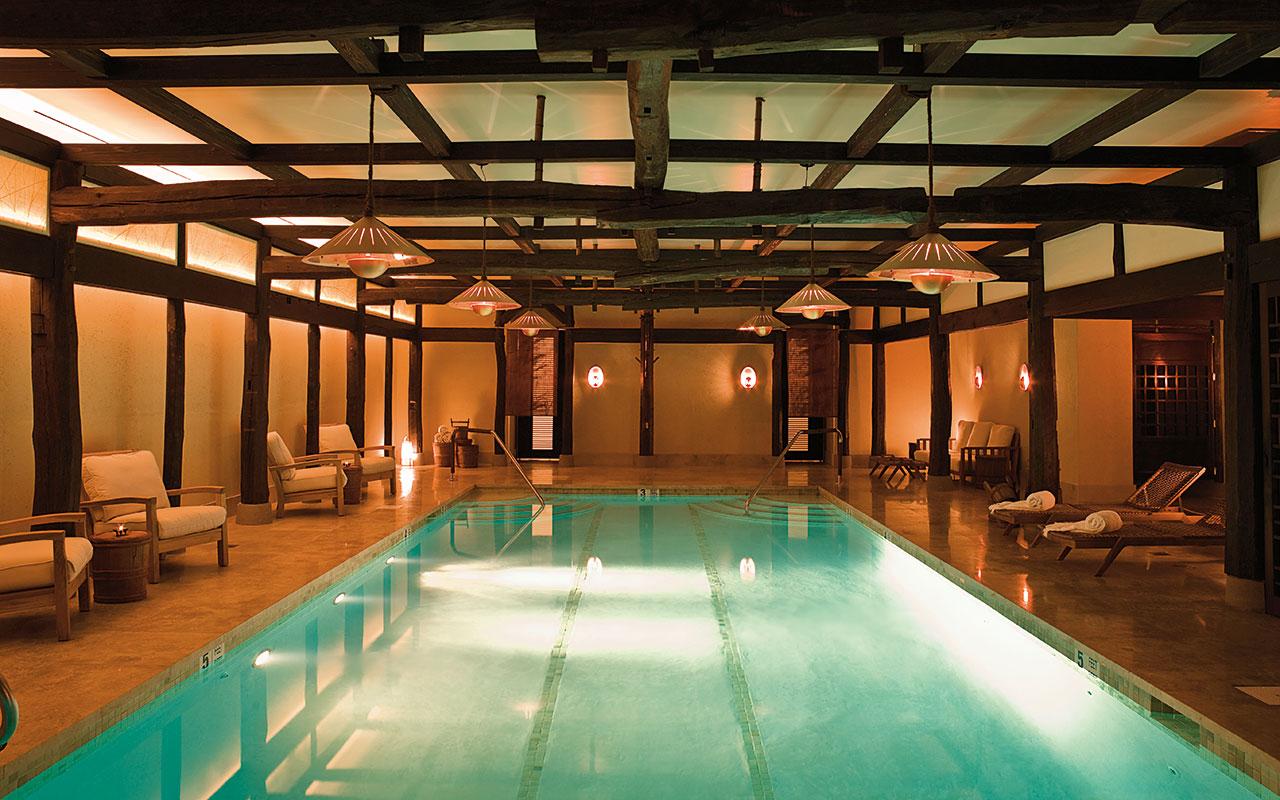 Shibui Spa Specifics, Downtown NYC Spa Pool, Facial, Pilates
