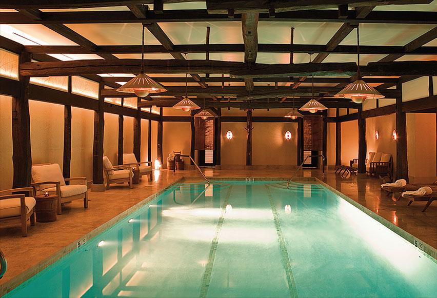 New York Hotel Pool & Gym, Private Spa Manhattan, NYC