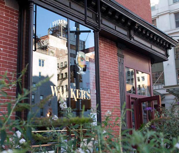 The Greenwich Hotel's Neighborhood Guide featuring Walker's